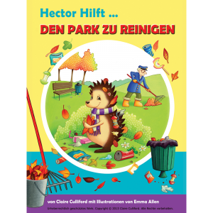 hector helps clean up the park german