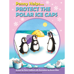 penny helps protect polar ice caps english